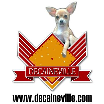 DecaineVille/Fibi Stickers! by Decaine