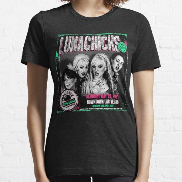 Lunachicks in  Essential T-Shirt