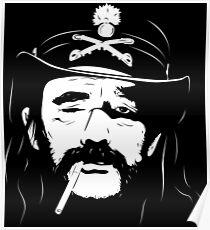 Lemmy Kilmister Poster