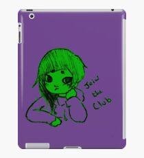 baby hulk club iPad Case/Skin