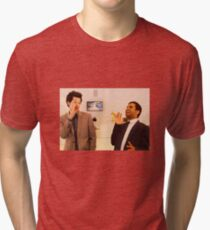 Jean-Ralphio and Tom Tri-blend T-Shirt