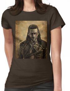 Prince Roan Womens Fitted T-Shirt