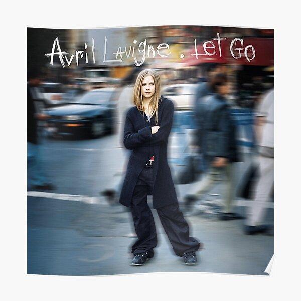 Avril Lavigne Let go Poster