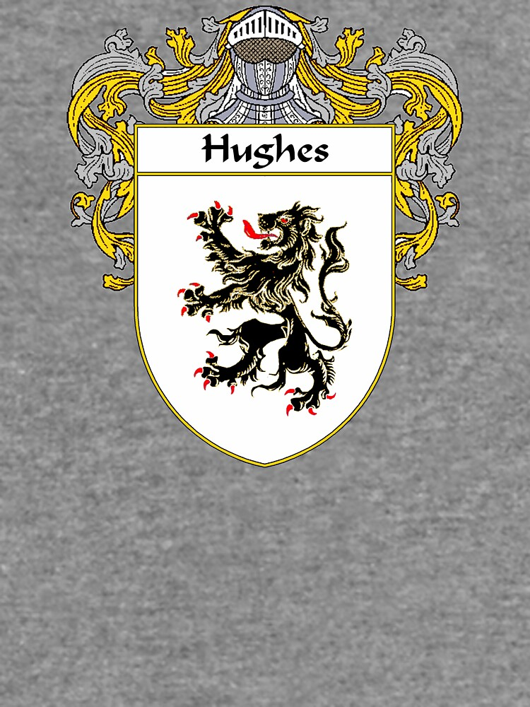 Hughes Coat of Arms/Family Crest by IrishArms