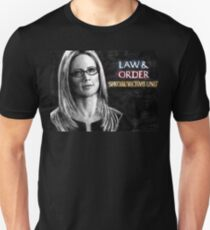 Alex Cabot Law and Order SVU Unisex T-Shirt