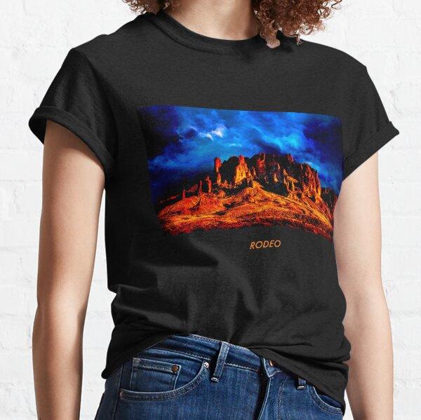 TRAVI $ SCOTT- RODEO TEES (DESIERTO) ` Camiseta clásica