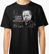 Fin Tutuola from Law and Order svu Classic T-Shirt