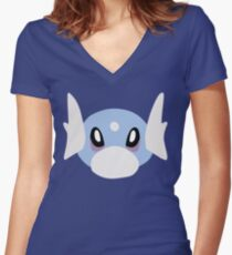 Dratini Women's Fitted V-Neck T-Shirt