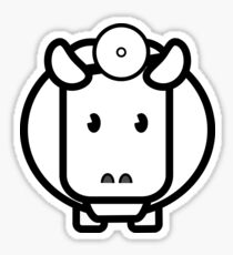 McDreamy? Try McBeefy Sticker