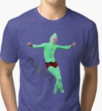 iDubbbzTV Tingle Tri-blend T-Shirt