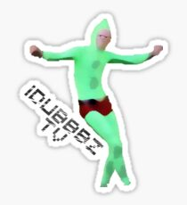iDubbbzTV Tingle Sticker