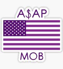 ASAP MOB of America Sticker