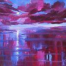 Moonrise by Cary McAulay