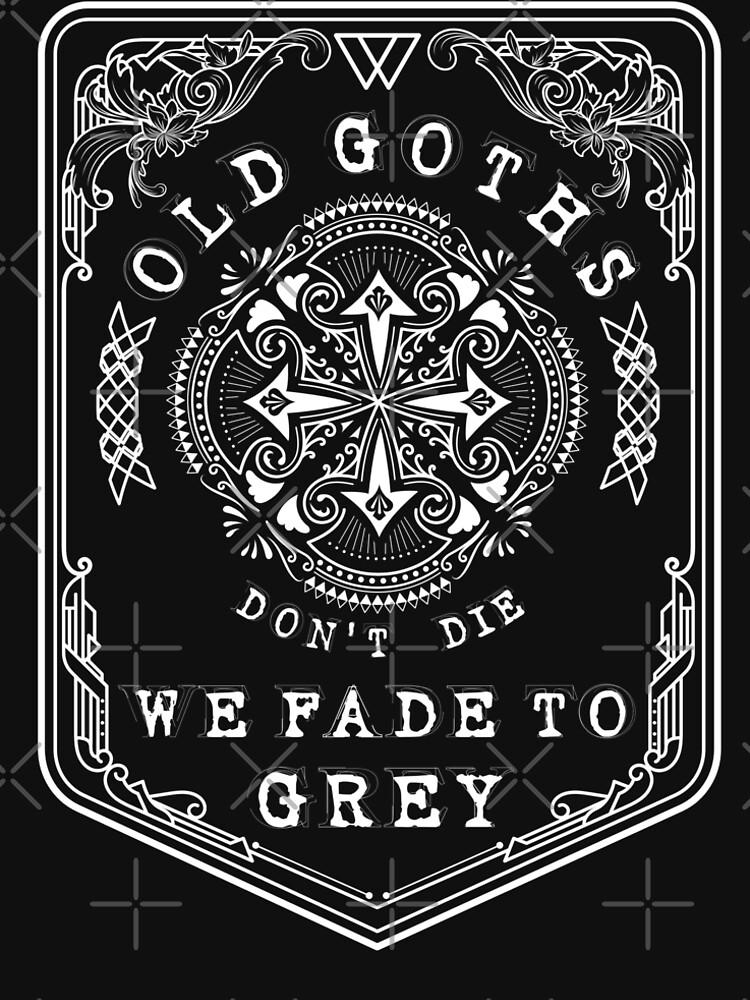 Old Goths don't die von brainbubbles
