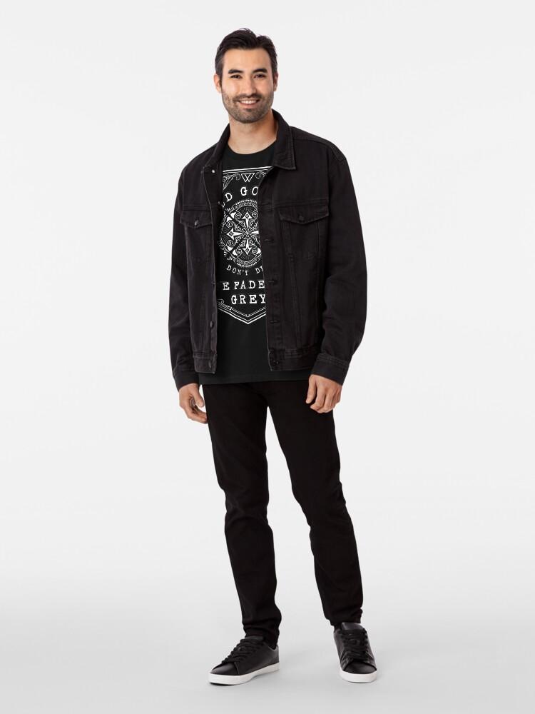 Alternative Ansicht von Old Goths don't die Premium T-Shirt