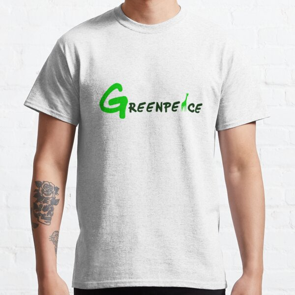 GreenPeace T-shirt classique