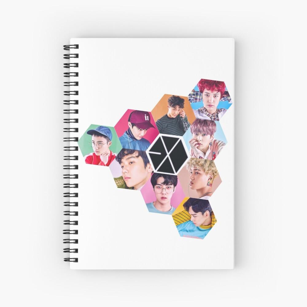EXO Spiralblock