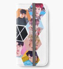 EXO iPhone Flip-Case/Hülle/Skin
