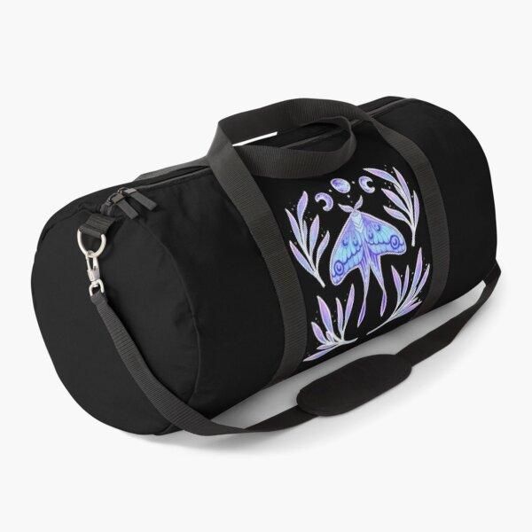 Magical Moth   Nikury Duffle Bag