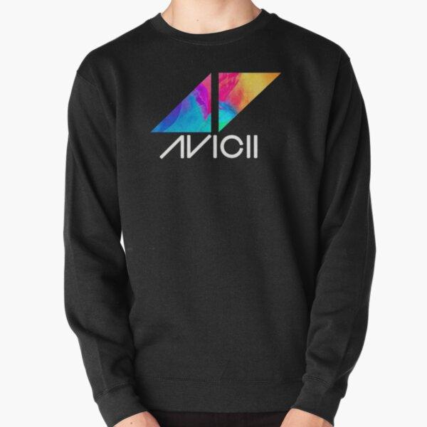 Avicii Logo Pullover Sweatshirt