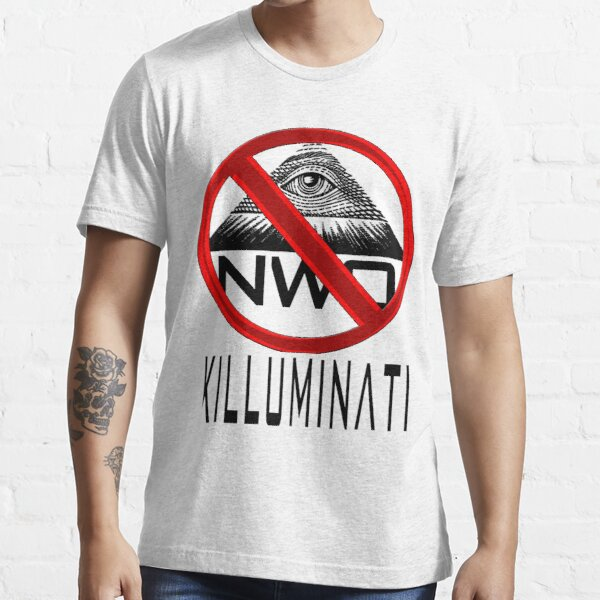 Killuminati - Anti Illuminati / New World Order Essential T-Shirt