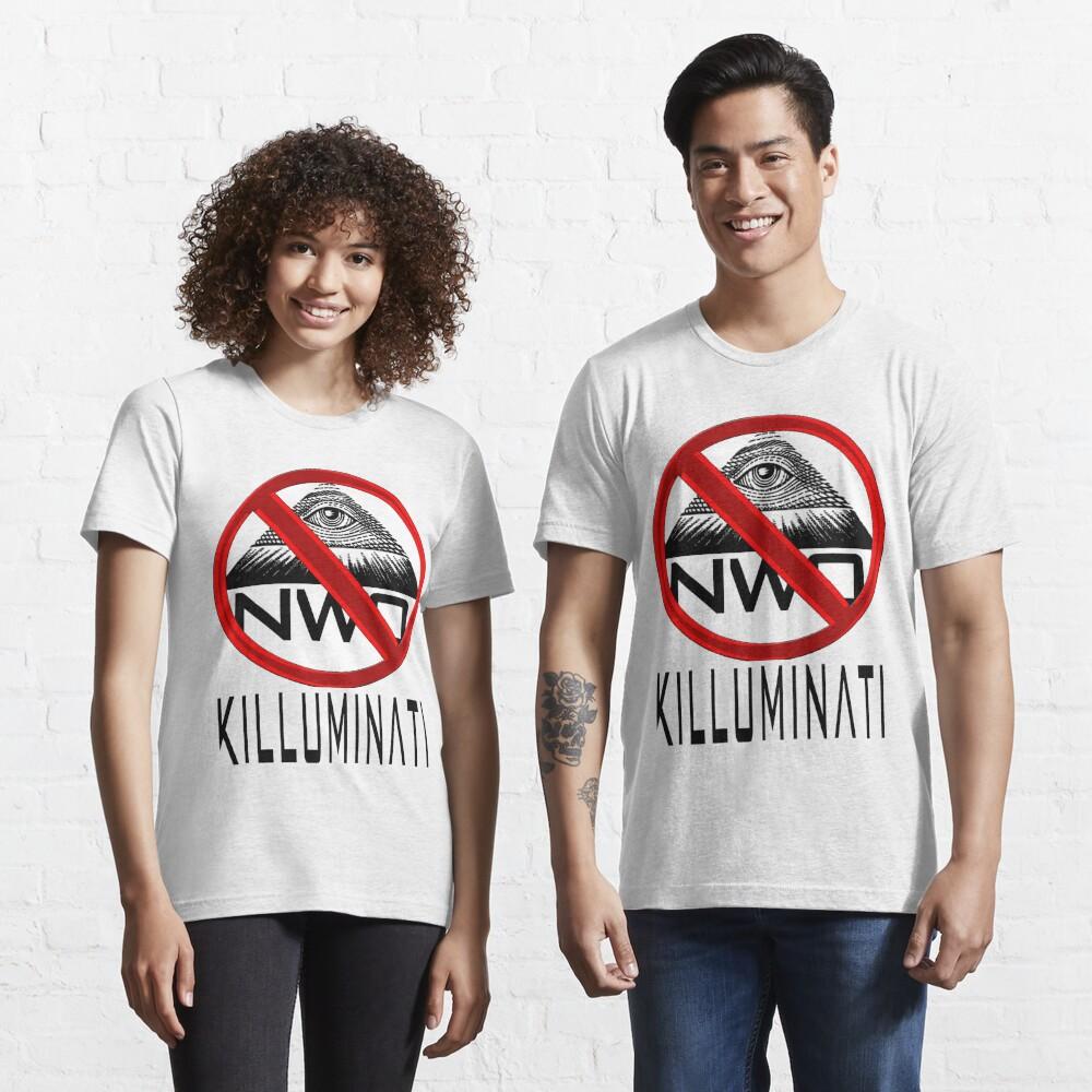 Killuminati - Anti Illuminati / New World Order Essential T-Shirt