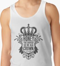 In A Crown - Deluxe Edition Tank Top