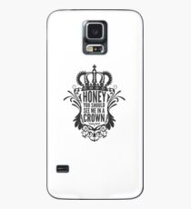 In A Crown - Deluxe Edition Case/Skin for Samsung Galaxy