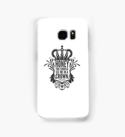In A Crown - Deluxe Edition Samsung Galaxy Case/Skin