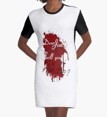 Dear Jim, Fix It For Me Graphic T-Shirt Dress