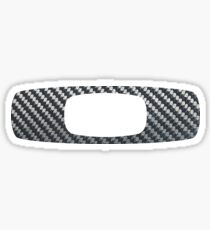 Oakley Carbon Fiber Sticker