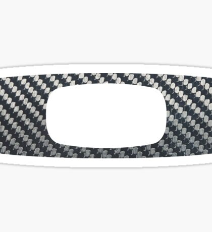 Oakley Carbon Fiber Sticker