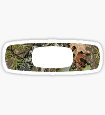 Oakley Mossy Oak Sticker