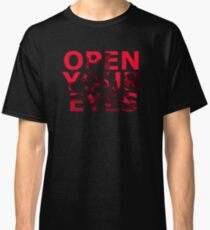 "NCT U - 7th Sense ""Open Your Eyes"" Classic T-Shirt"