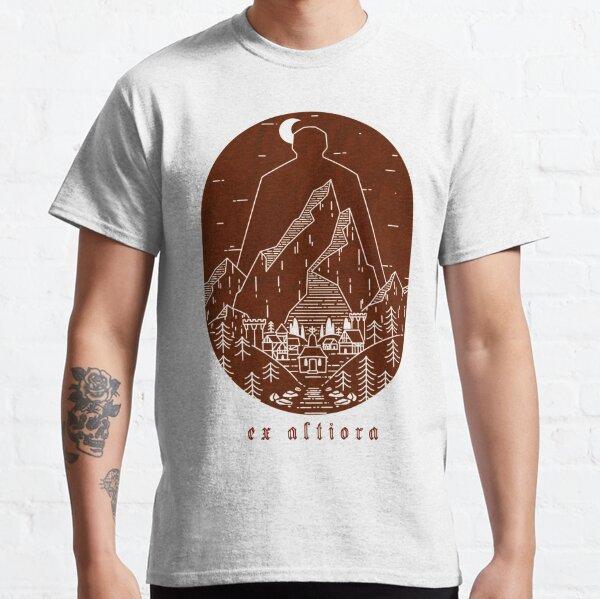Ex Altiora Cover Classic T-Shirt