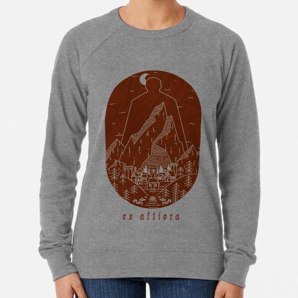 Ex Altiora Cover Lightweight Sweatshirt