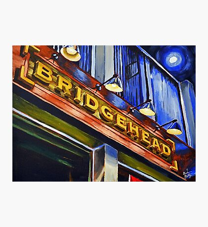 Bridgehead Photographic Print