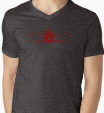 Not My Division Men's V-Neck T-Shirt