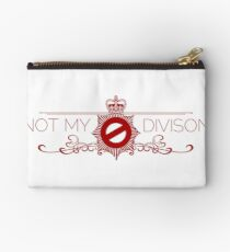 Not My Division Studio Pouch