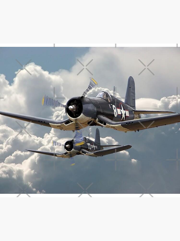 F4U Corsair by sibosssr