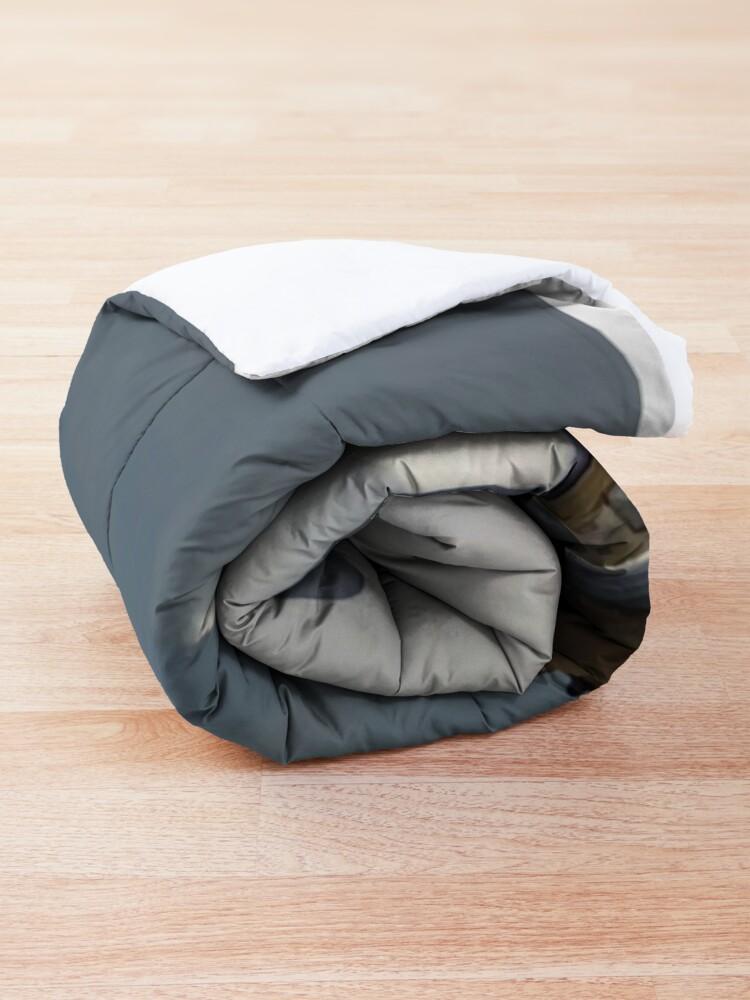 Alternate view of F4U Corsair Comforter