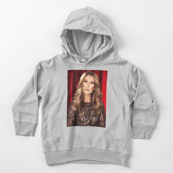 Celine Dion Schöner Modus Kleinkind Hoodie