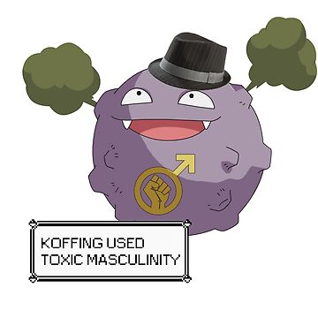 Koffing Used Toxic Masculinity! by RBOSull
