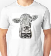 Stolen Lives. Stolen Milk. T-Shirt
