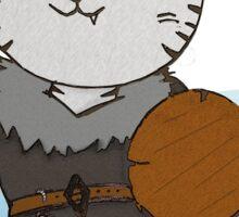 RPG Kitty Sticker