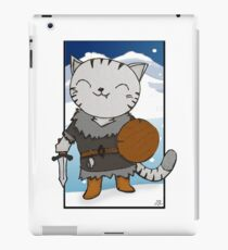 RPG Kitty iPad Case/Skin