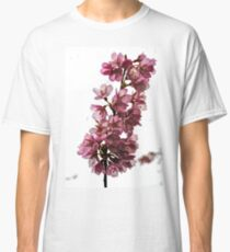Study in Pink and White Classic T-Shirt