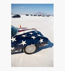 World of Speed Photographic Print