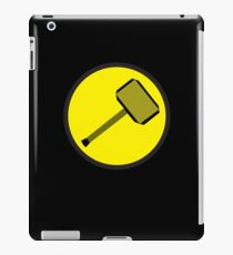 Captain Mewmew iPad Case/Skin