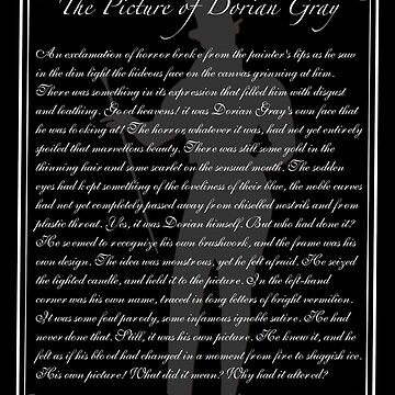 The Picture of Dorian Gray by OutlineArt